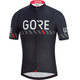GORE WEAR C3 Brand Jersey Men black/white